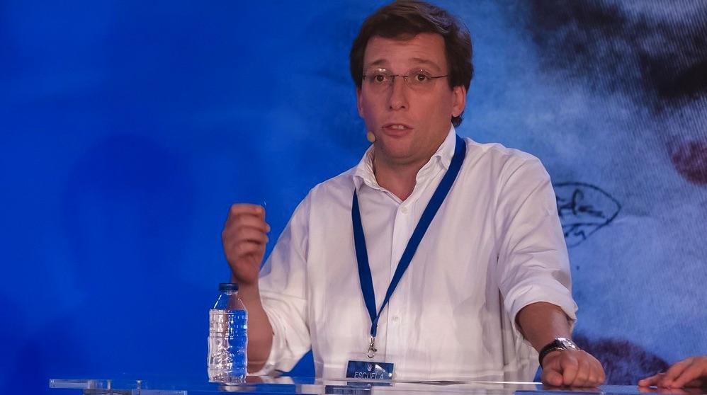 José Luis Martínez-Almeida. (Foto. PP)