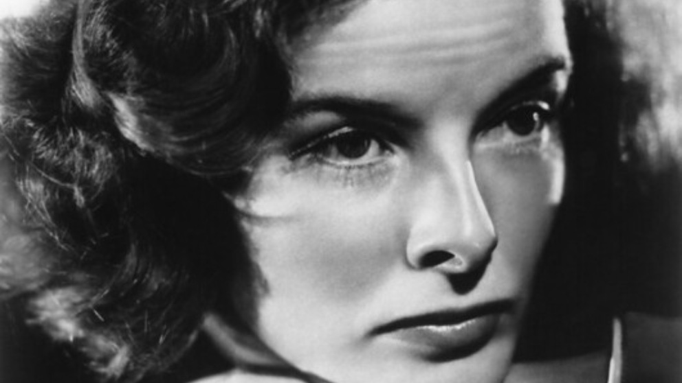 Lee geniales frases de Katherine Hepburn