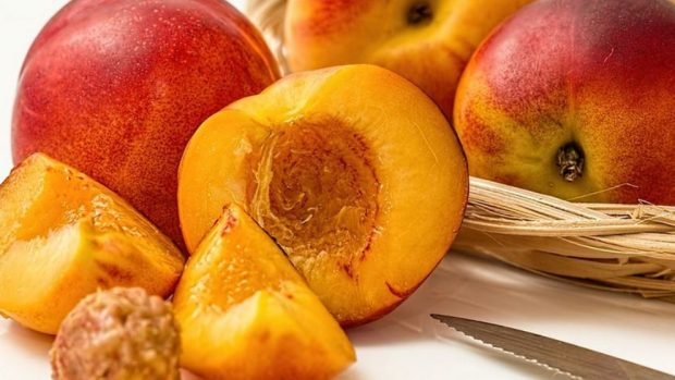 Peach Pudding recipe