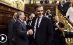 Sánchez promete a ERC una «mesa de diálogo», una «votación» y volver al Estatut tumbado por el TC
