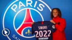 Xavi Simons jugará en el PSG. (PSG)