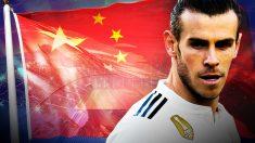 Gareth Bale no la tiene todas consigo para irse a China.