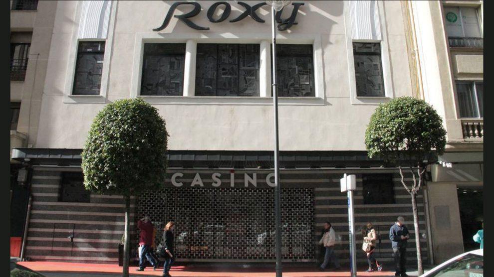 Casino Roxy.