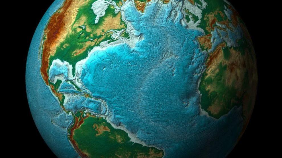 Conoce los continentes de la Tierra