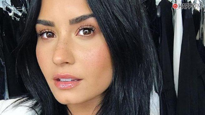 Demi Lovato arrasa en Instagram con una imagen en bikini sin Photoshop