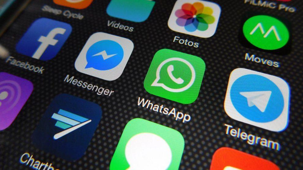 En qué es inferior WhatsApp a Telegram