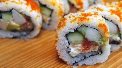 El sushi es una de las grandes delicias gastronómicas internacionales