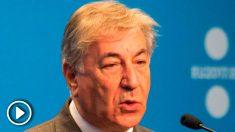 Karmenu Vella, comisario europeo de Medio Ambiente.