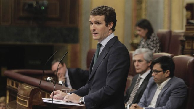 El PP registra la marca España Suma para extender la alianza navarra a nivel nacional