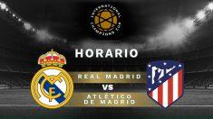 International Champions Cup 2019:  Real Madrid – Atlético | Horario del partido de fútbol de la International Champions Cup.