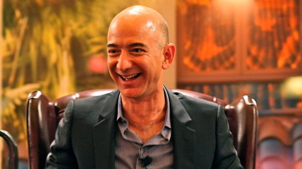 Lee frases de Jeff Bezos para inspirar