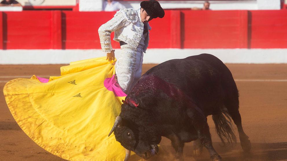 ANTANDER, 25/07/2019.- El diestro Miguel Ángel Perera en Santander (Foto: EFE)