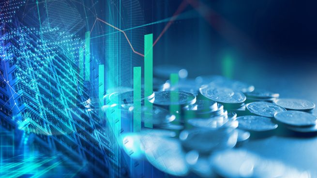 Caixabank y Sabadell se desploman en Bolsa por el recorte en sus previsiones de ingresos y la resaca del BCE