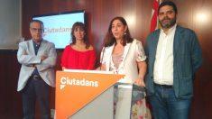 Ciudadanos de Barcelona. Foto: Europa Press