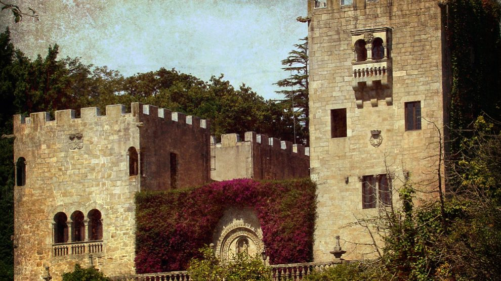 El Pazo de Meirás, en Ferrol.