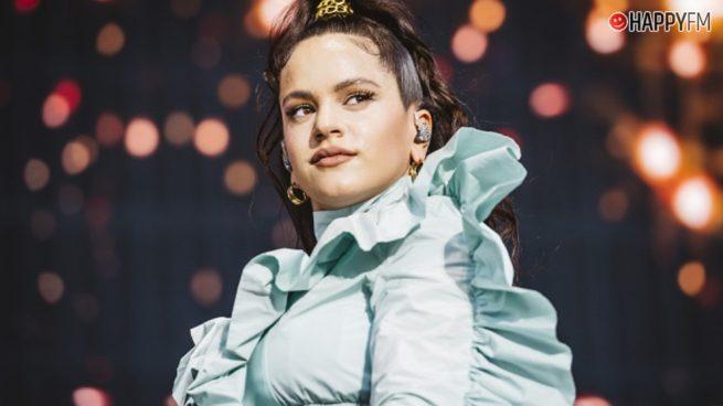 Rosalía vuelve a conquistar Times Square
