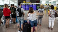 Aeropuerto de Barcelona. Foto: Europa Press