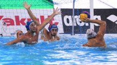 España perdió contra Italia la final del Mundial de Waterpolo.