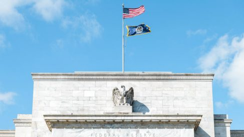 Fachada del Banco de Reserva Federal (Foto: iStock)