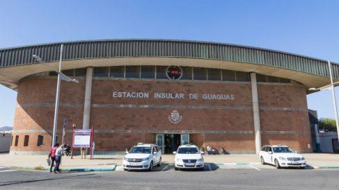 Edificio de la terminal en Puerto del Rosario, Fuerteventura, Islas Canarias (Foto: iStock)