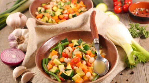 Receta de magdalenas de verduras