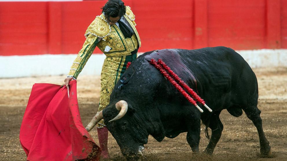 Morante de la Puebla en Santander (Foto: EFE)