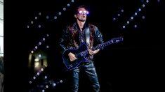 Muse en el Wanda Metropolitano de Madrid. Foto: Europa Press