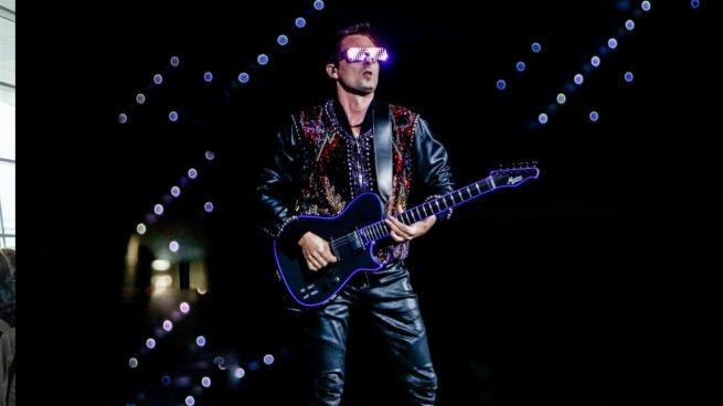Muse asienta las bases del rock de estadio en su concierto en el Wanda de Madrid