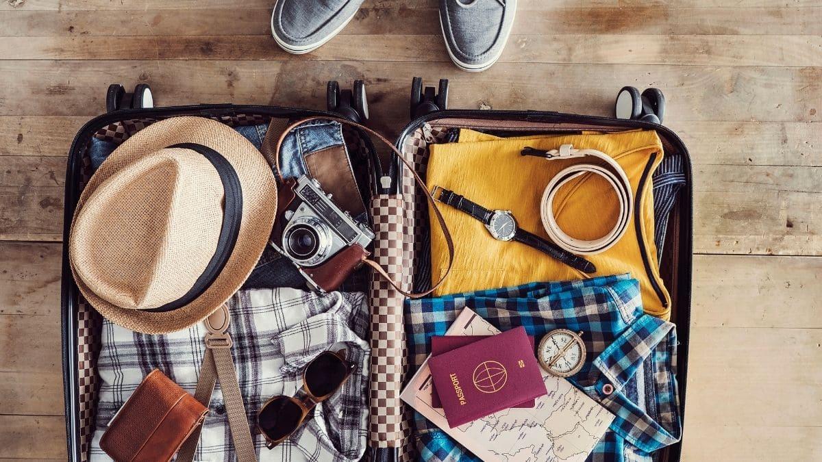 Pasos para organizar el equipaje de mano