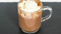 Receta de Batido veraniego de avena con cacao