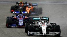 Clasificación del Mundial de F1: resultados del GP de Alemania de F1. (Getty)