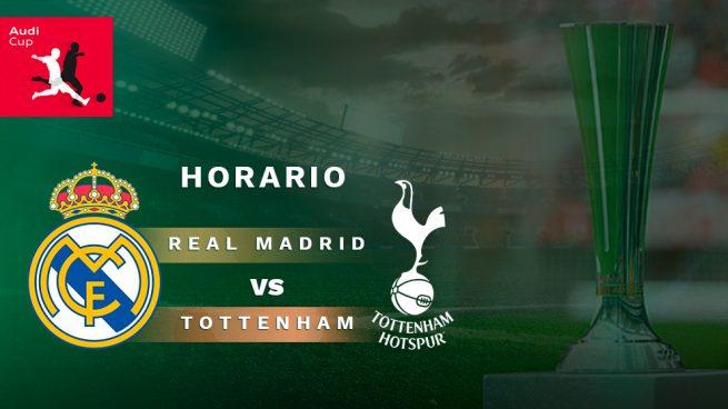 Real Madrid Tottenham