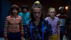 «Stranger Things» es uno de los grandes éxitos de Netflix
