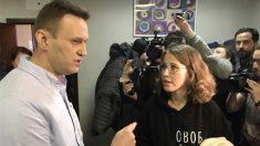 El opositor ruso Alexei Navalni. Foto: Europa Press.