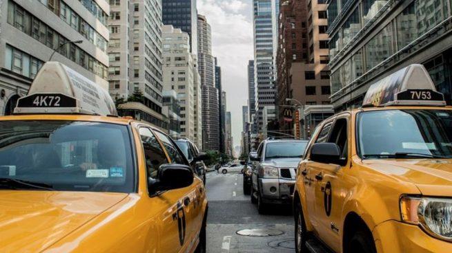 Cada ciudad presenta unos taxis diferentes que se caracterizan por sus colores y formas.