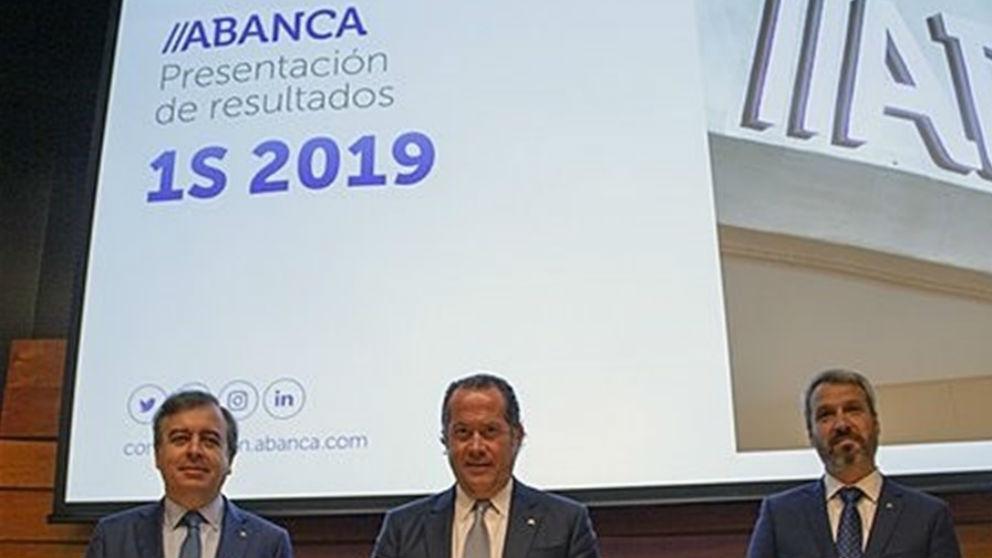 Presentación de resultados de Abanca (Foto: EP)