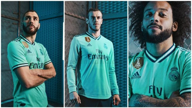 2294a89272 Así es la tercera camiseta del Real Madrid para la temporada 2019-2020