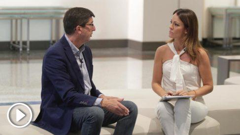 OKDIARIO entrevista a Juan Marín