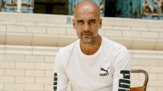 Guardiola, nueva imagen de la marca Puma.