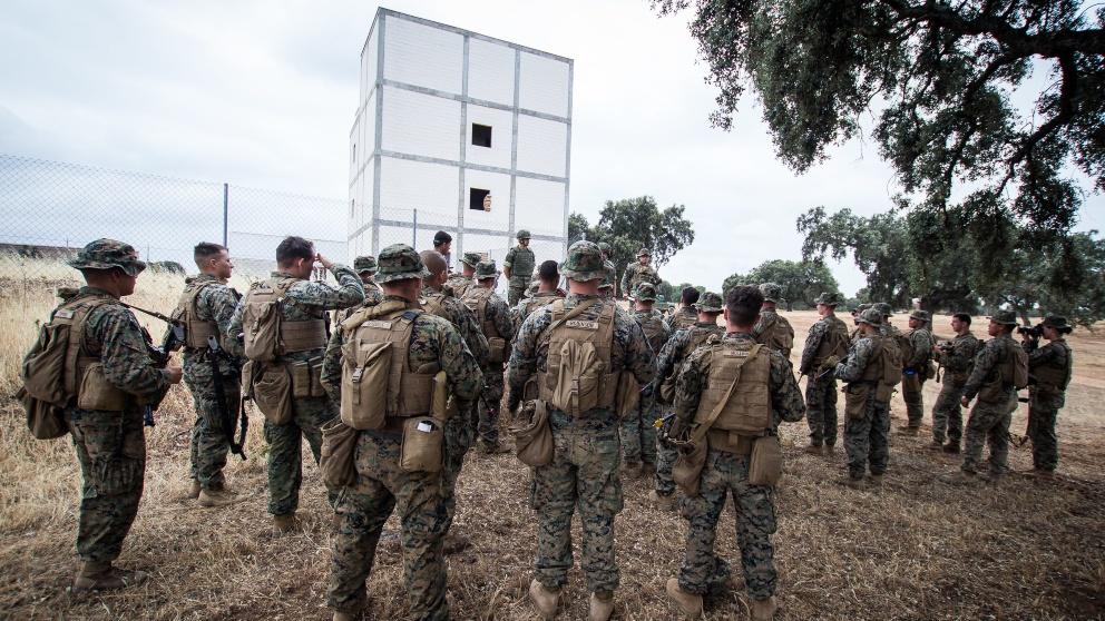 Militares españoles (Foto: Ejército de Tierra).