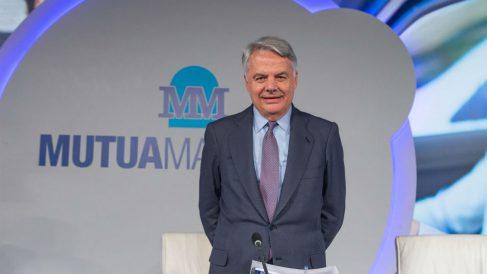 El presidente del grupo Mutua Madrileña, Ignacio Garralda (Foto: Mutua Madrileña)