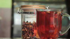 Conoce los beneficios del té rosa mosqueta