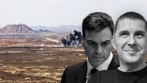 Bildu fija Bardenas Reales como objetivo político.