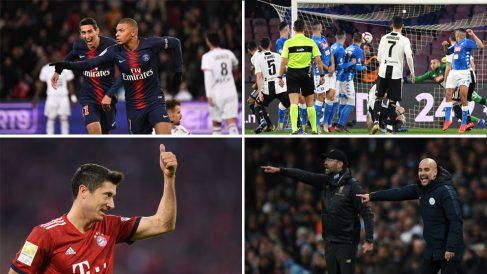 Calendario-de-los-partidos-más-destacados-en-las-grandes-Ligas-europeas-(AFP-y-Getty)