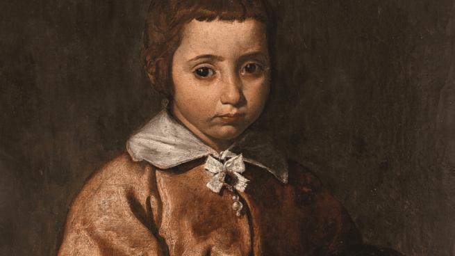 'Retrato de niña o joven Inmaculada', obra inédita de Diego Rodríguez de Silva y Velázquez (1599- 1660) @Comunidad de Madrid