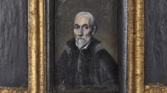 Retrato de Francisco de Pisa de El Greco @Comunidad de Madrid