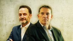 Edmundo Bal (C's) y Jaume Alonso Cuevillas (JxCat)