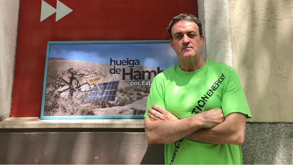 El actor César Vea. Foto: Europa Press