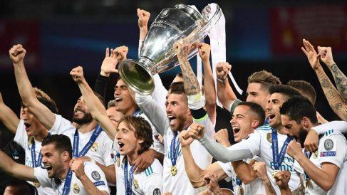 El Real Madrid es el equipo con más títulos europeos