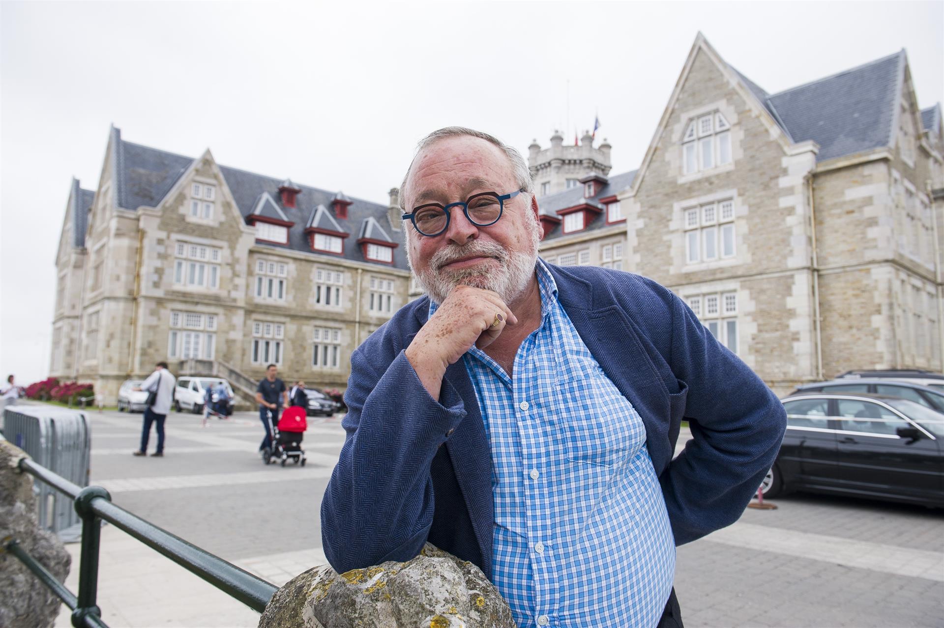 Fernando Savater, escritor y filosofo @Ménendez Pelayo